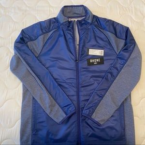 Men's Rhone Tech Terry Jacket Large
